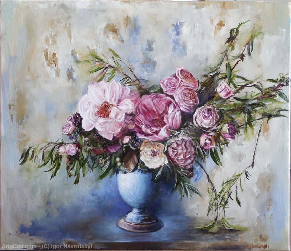 Artwork >> Igor Navrotskyi >> tea rose