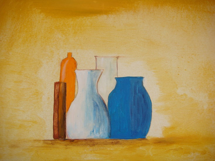 Artwork >> Bicard Wable >> Still Life (More in my possession)