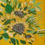 Lyunyukova Tatiana - Sunflowers / Sunflowers