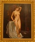 Jose Galvan - Standing nude bevy  private  La france