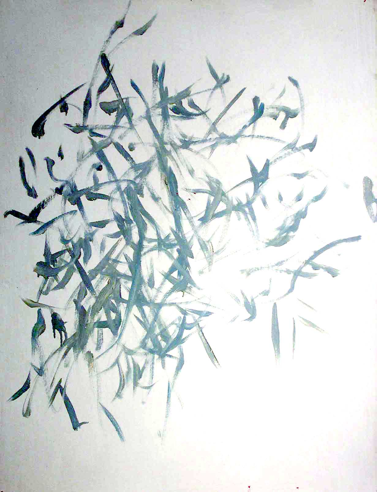 Artwork >> Richard Lazzara >> form becomes real to you