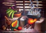 Eusebio Vidal - country kitchen