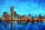 Galerie D Art Zneidi - the lights from manhattan