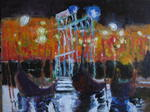 Impressionist Gallery - venice at night