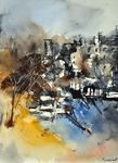 Pol Ledent - watercolor 212032