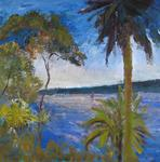 Impressionist3 Gallery - tropical landscape