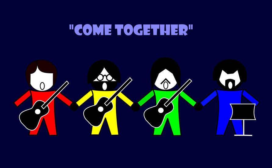 Artwork >> Asbjorn Lonvig >> Come Together