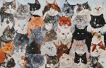 Chantal Rousselet - 35  cats