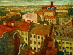 Anatoliy Sivkov - Roofs of St. Petersburg