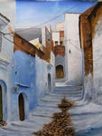 Ahmed Messari - The charm of chafchaouen