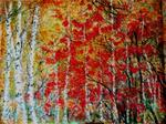 Baruch Neria-Kandel - Red forest