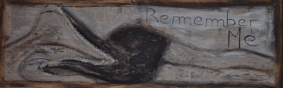 Artwork >> Sandrine Renaud Artiste >> remember me