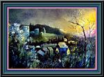 Pol Ledent - Castle of Hierges 08 Ardennes La france