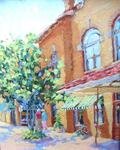 Judy Lynn - -City Market Stroll- (Sold)