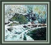 Pol Ledent - Snow on the Semois