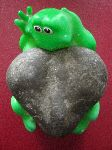 Alexey Grishankov - Frog with big heart