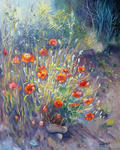 Sinyavsky Dimitri - poppies