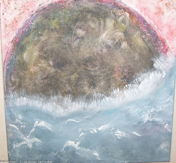 Artwork >> Le Grenier De Candide >> emergence d'une planet