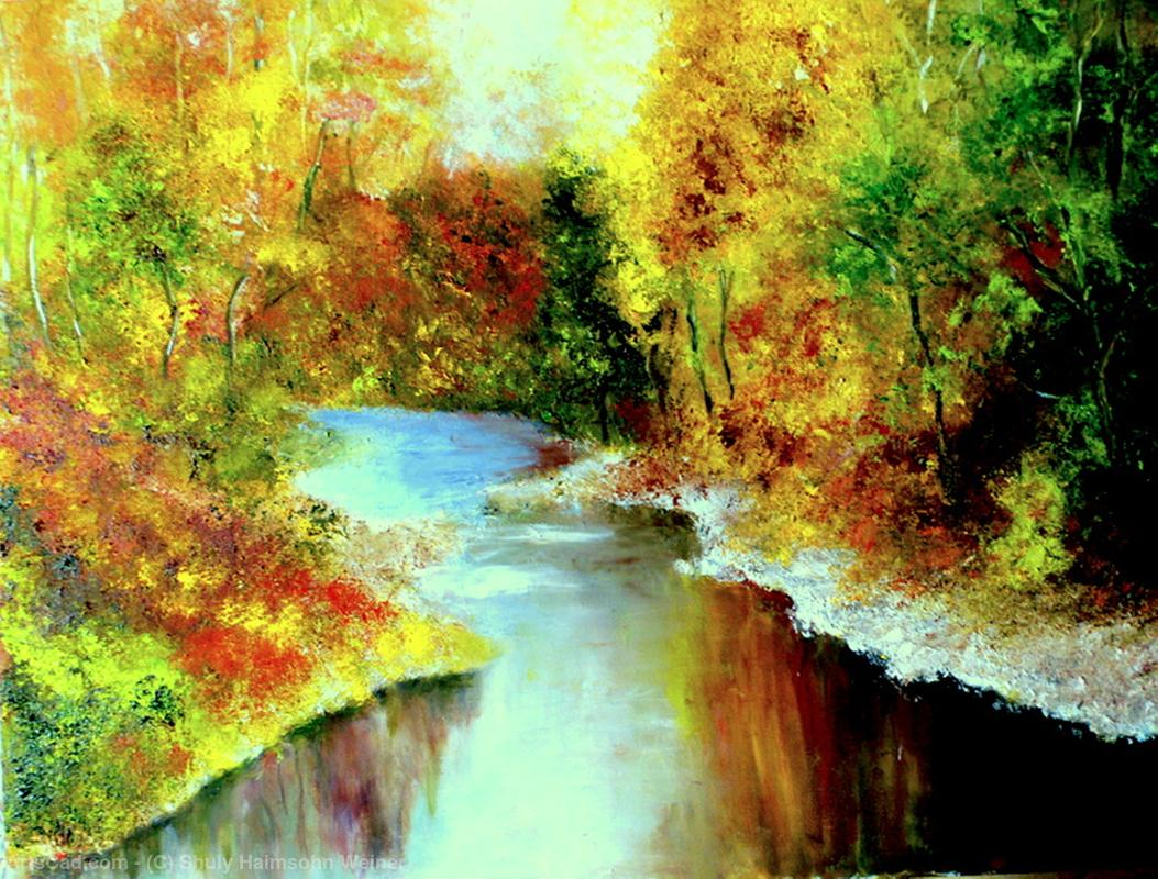 Artwork >> Shuly Haimsohn Weiner >> AUTUMN COLORS