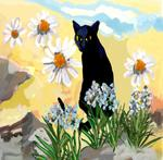 Iris Piraino - the cat