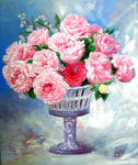 Libo Art Studio - Pink rose