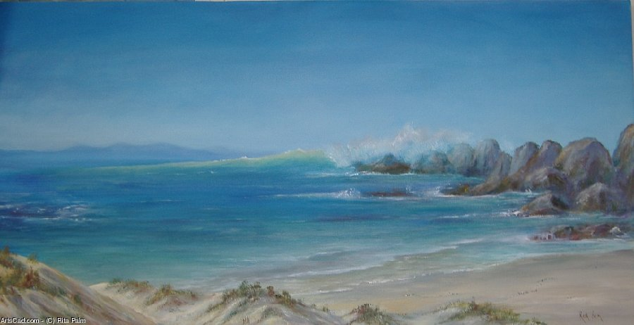 Artwork >> Rita Palm >> On a Clear Day