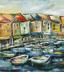 Scott Rorive - Fishing Village