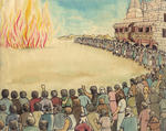 Sajjad Khalid - Ibraham (Holy Prophet) in the fire