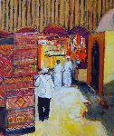 Francois-Xavier Lepont - ALLEY THE HURGHADA CARPET EGYPT