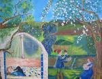 Pasqui R - Seasons delights triptych Spring Part 1