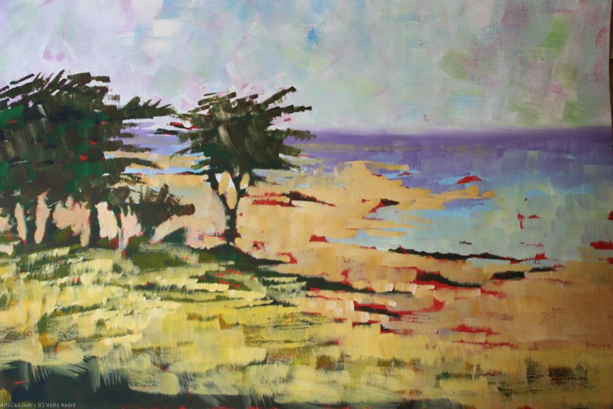 Artwork >> Veltz André >> seaside