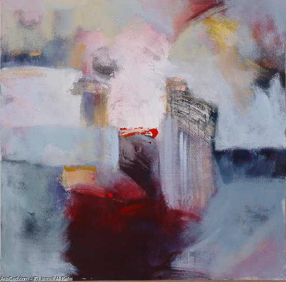 Artwork >> Ismail Al Refai >> Abstract