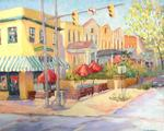 Judy Lynn - -Coffee Shop on Cary Street, Richmond-  (sold)