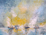 Berkane Mohamed - Sailboats