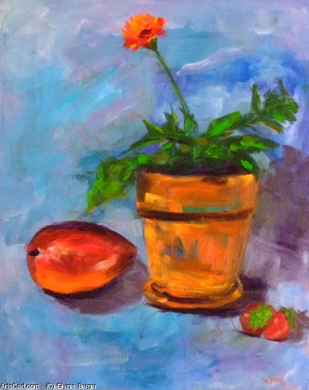 Artwork >> Glynis Berger >> A Taste of Summer