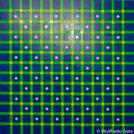 Wuilfredo Soto - Trick Grid Blue with flashing reticle