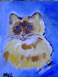 Marie Christine Legeay - CAT THE CAT