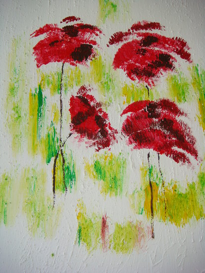 Artwork >> Bicard Wable >> Flowers'' d'Amour
