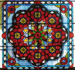 Vani Ghougassian - Stained Glass panel