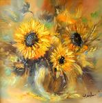 Gallery Mitkov - Sunflowers