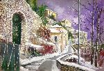Elio Picariello - Snowfall at morcone bn