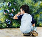 Marie-Claire Houmeau - Bubble game