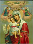 Alexander Bukharin - The Mother of God --It Is Truly Meet--