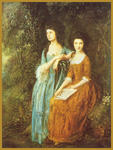 Classical Indian Art Gallery - By - Gainsborough Thomas - Print