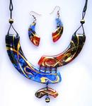 Olexandr Boyarko Art Glass Jewellery - Gipsi-s Roads