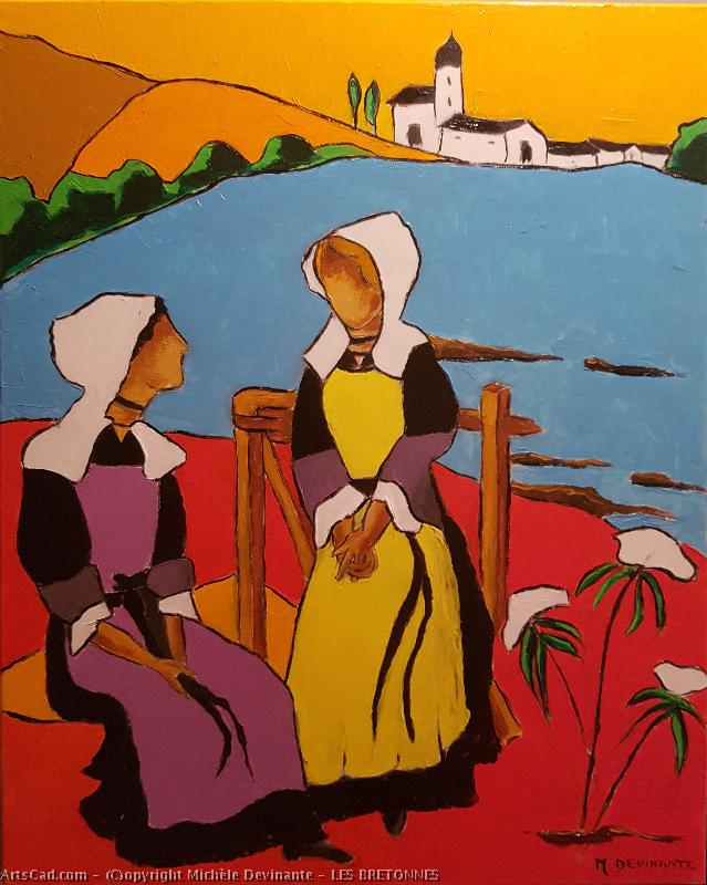Artwork >> Michèle Devinante >> The Breton