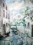 Tomov Julian - Venice in white