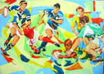 Galerie Jean-Luc Lopez - worldcup in toulouse