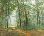 Louis Tellier - The forest of Colettes