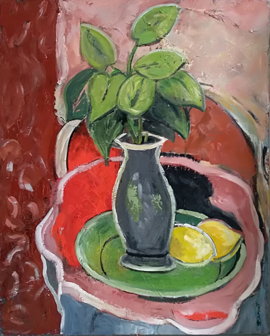 Artwork >> Sophie Dumont >> still life